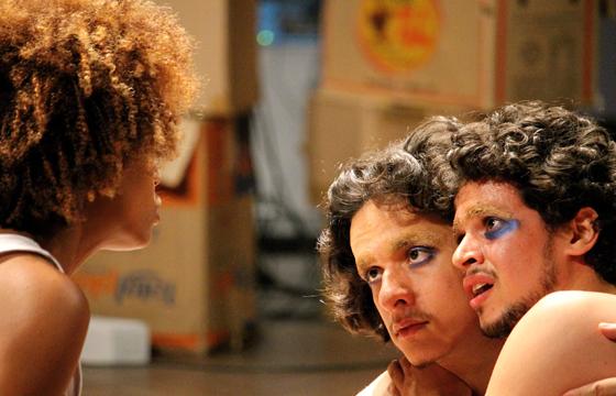 Romeu e Julieta será encenado no Teatro Vila Velha (Foto: Marcio Meirelles/Divulgação)
