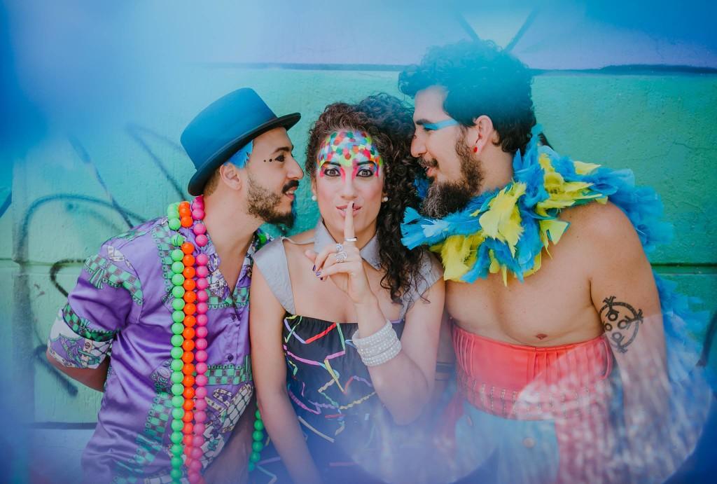 O show acontece nesta terça-feira (13), no Largo Pedro Archanjo com o anfitrião Gerônimo Santana Bailinho de Quinta  (Foto: Carol Paternostro)