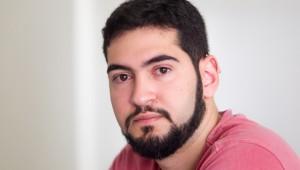 Escritor Mateus Aguiar Foto: Fernando Vivas  Salvador: 21/01/2017