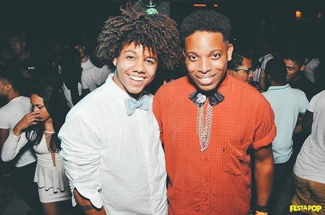 DJs Leo Assis e Cleidson