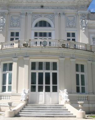 Palacio da Aclamação Na foto: Foto: Angeluci Figueiredo, em 01/09/2006