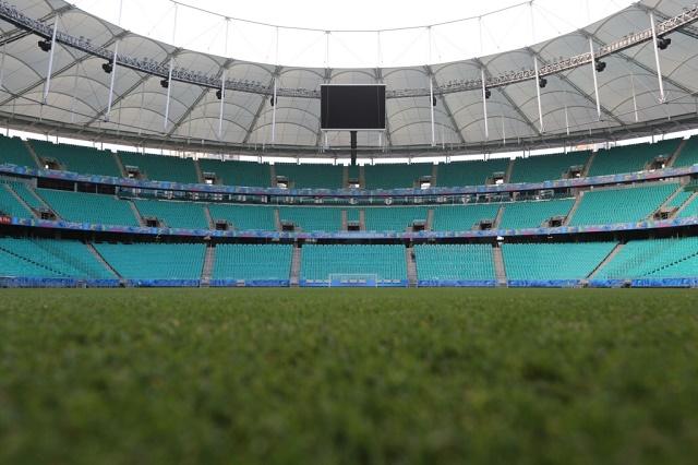 Itaipava Arena Fonte Nova. Crédito BAPRESS