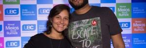 Lidice Berman e Brenno Barretto (Foto: Divulgação)