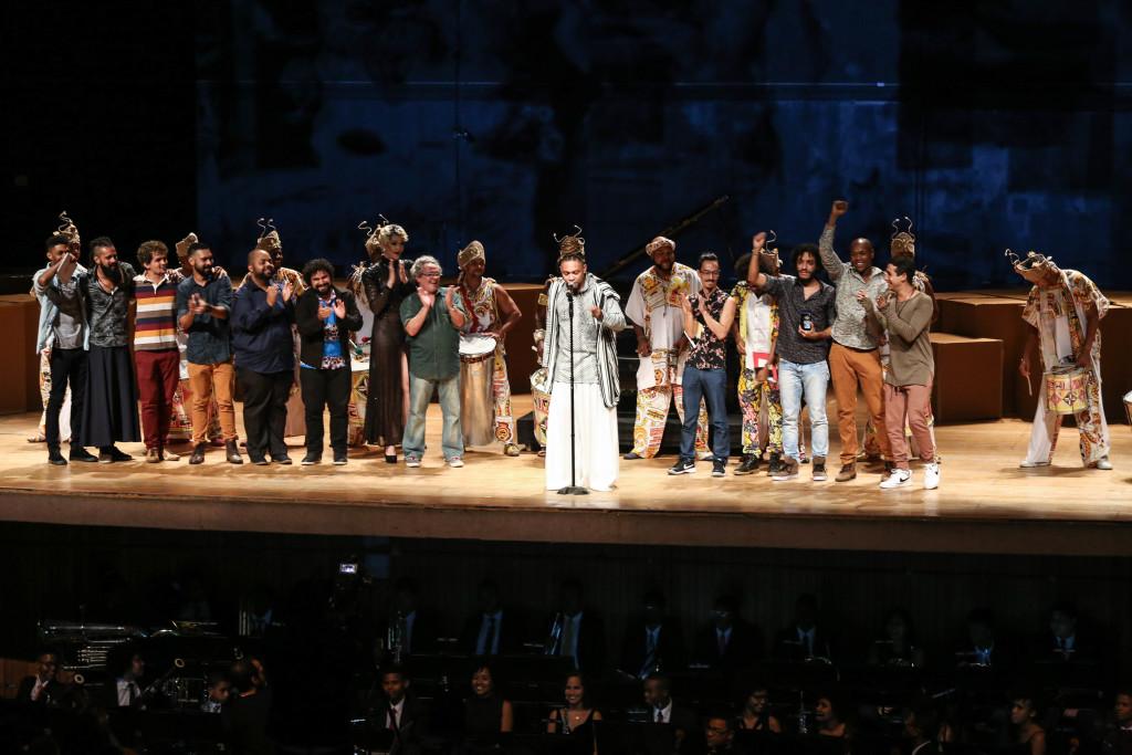 Rebola Prêmio Braskem de Teatro (Foto Agencia BAPress)