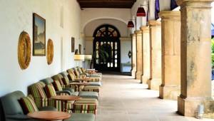 Convento do Carmo_Foyer Claustro II
