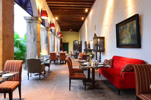 Convento do Carmo_Restaurante Conventual area externa