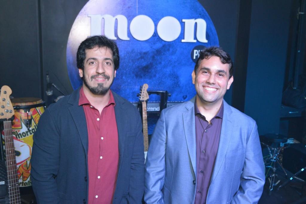 Eduardo Coelho e Gilson Meirelles