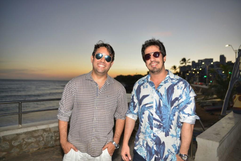 Gilson Meirelles e Eduardo Coelho