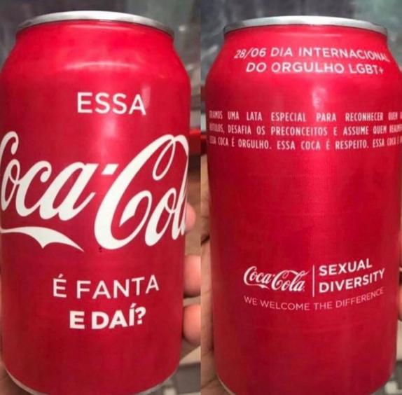 Campanha Coca-cola