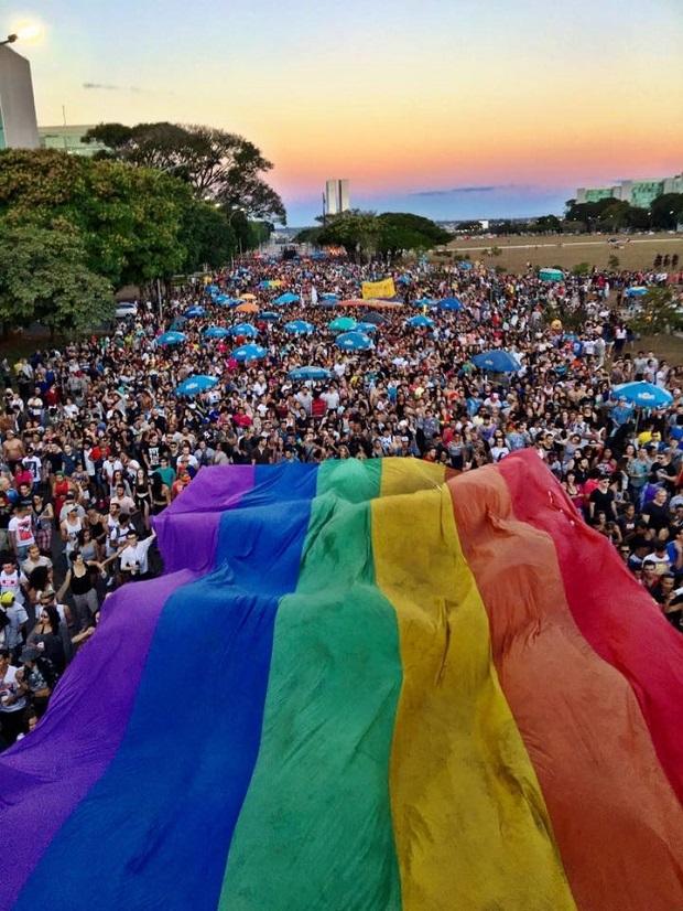 parada brasilia lgbts