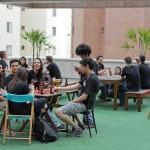 Data: 27/11/2016 Local: São Paulo - SP Cliente: Ambev Ref1: Gente & Gestão Ref2: Funcionários Job: Hackathon 2016 Assunto: Participantes - Segunda edição do Hackathon Ambev no espaço CUBO de coworking.