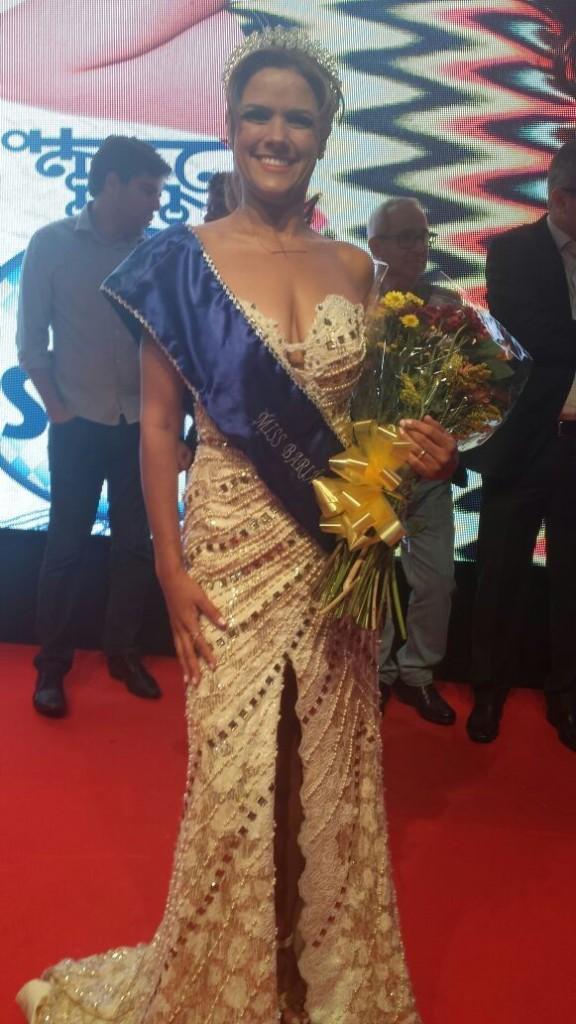 A Miss Bariátrica 2016, Taisa Fátima Ayres.
