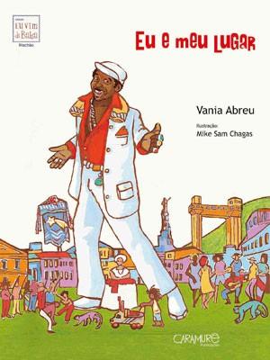 Capa livro de Vânia Abreu