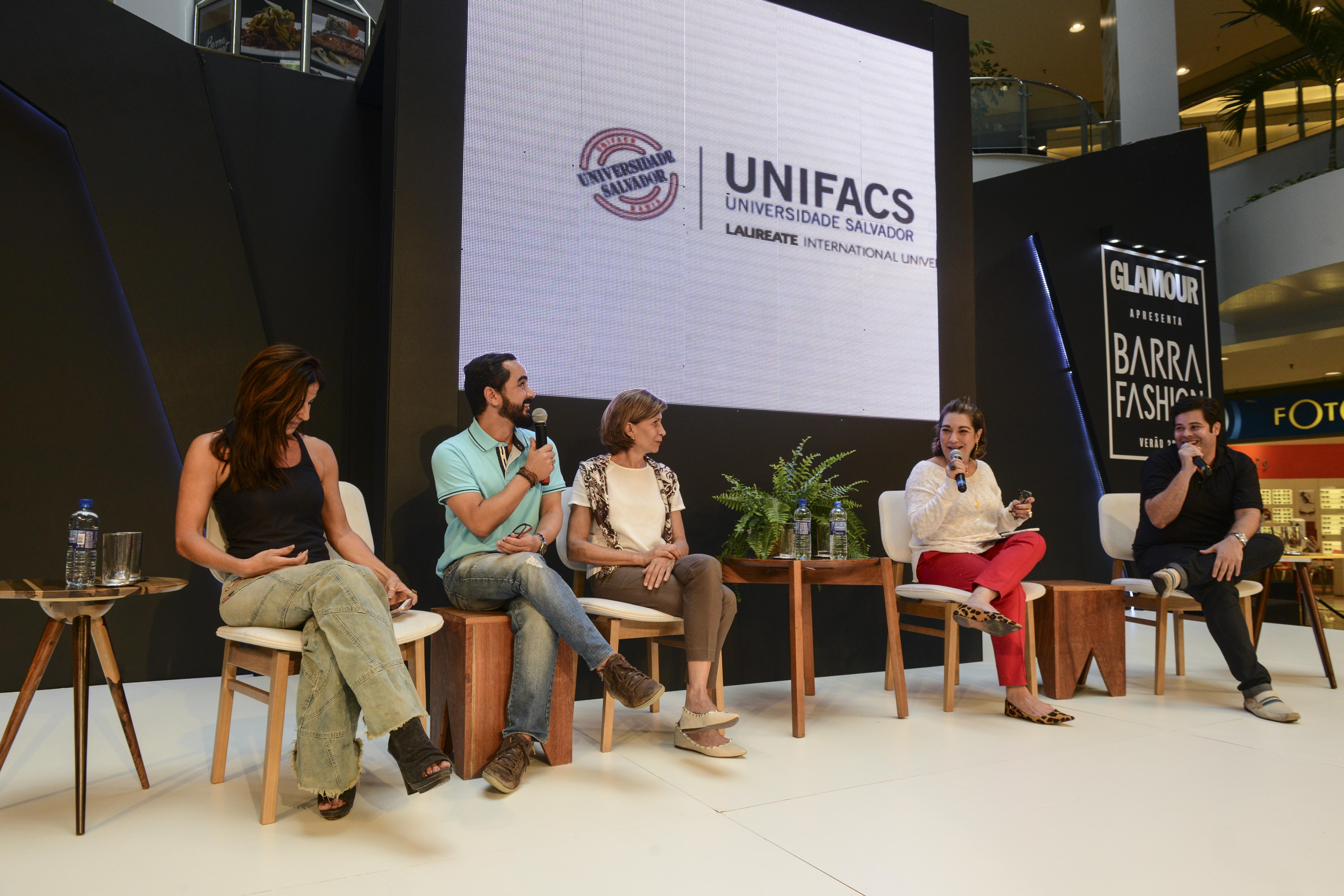 Interface da Moda - UNIFACS