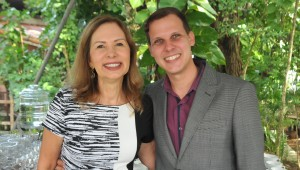 Angela e João Paulo Petitinga