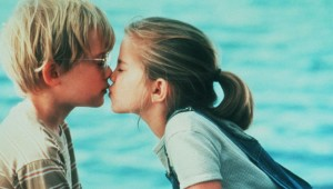 """Cena do filme """"Meu Primeiro Amor"""" (1991) (Foto: Reprodução)"""