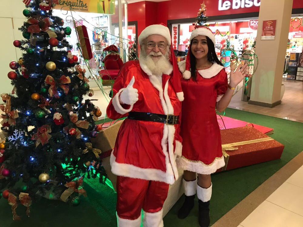 Papai Noel Shopping Cajazeiras-Foto_Lucas Cohn