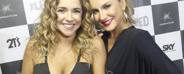 Daniela Mercury e Claudia Leitte