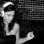DJ Izabela R. - Foto Milla Carol