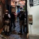 Crime aconteceu na Travessa Santos Drumond (Foto: Euzeni Daltro | Ag. A TARDE)