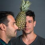Beto Vasconcelos e Pedro (Foto: Divulgação)
