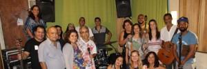 Músicos do show Samba & Vida_Divulgação