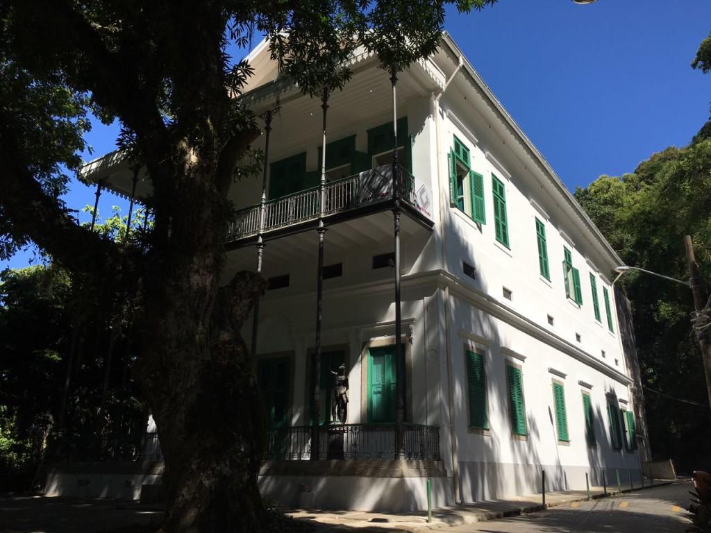 Palacete Principal Museu Histórico da Cidade do Rio de Janeiro (7)