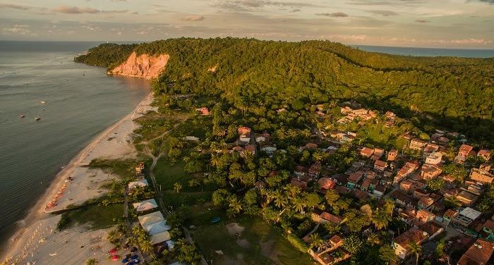 Gamboa do Morro (Foto: Elton Andrade)