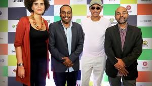 (Alta) Ítala, Paulo Rogério, Hélio e Rosenildo