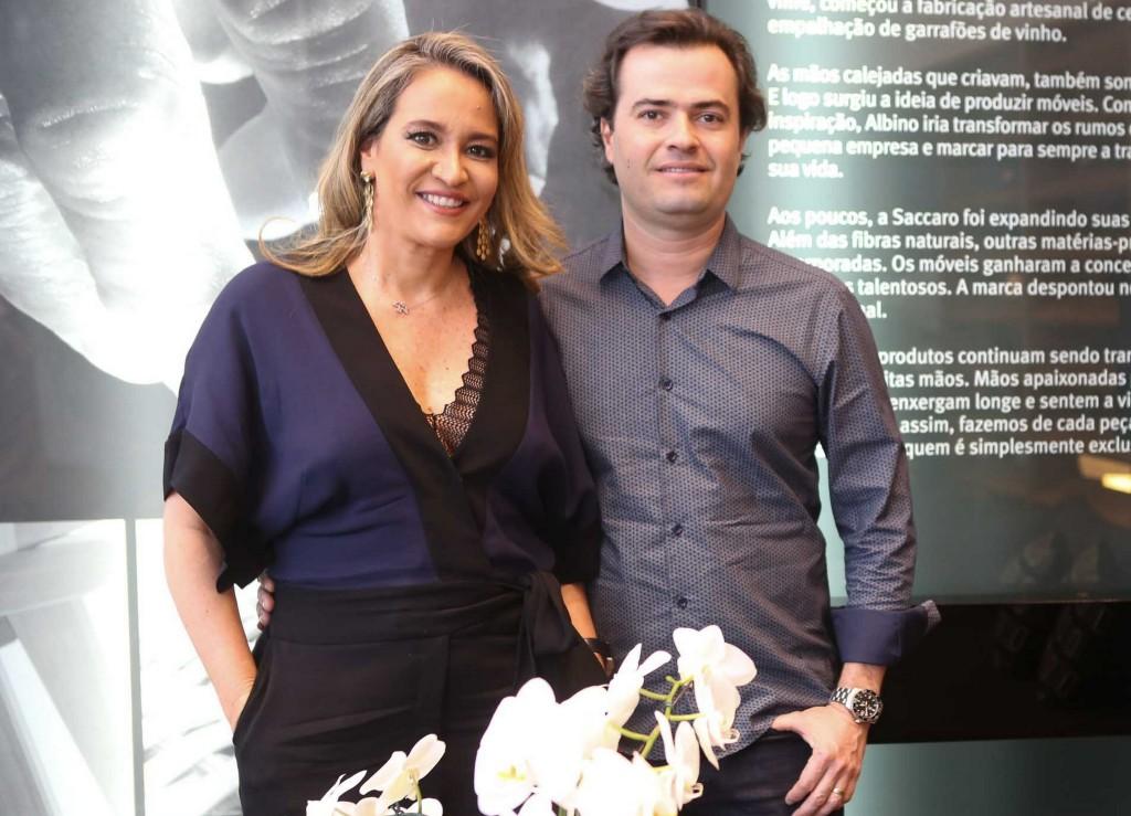 Anapaula Andrade e Paulo Pereira