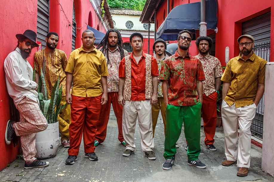 Banda IFÁ (Foto: Fernando Gomes)